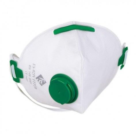 Półmaska filtrujaca FFP2 NR D w cenie 31,99zł marka PRODUCENT LOSOWY