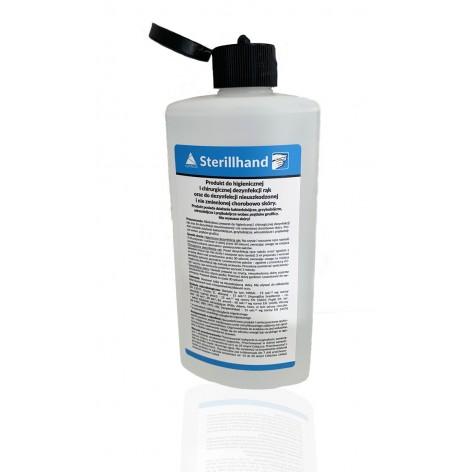 Płyn do rąk antywirusowy Sterillhand 0,5l w cenie 15,01zł marka ALPINUS