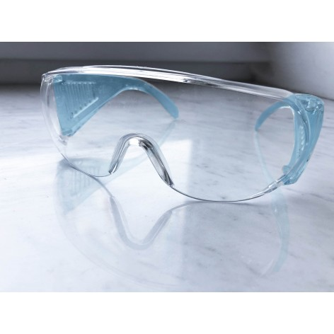 Gogle okulary ochronne w cenie 14,99zł marka PRODUCENT LOSOWY
