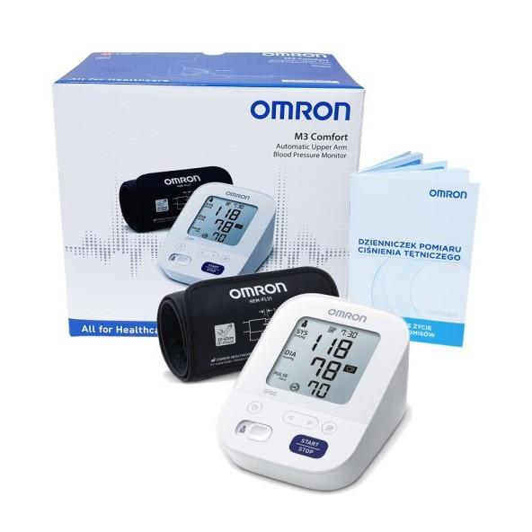 Ciśnieniomierz OMRON M3 Comfort w cenie 193,82zł sklep medyczny store | wysyłka dziś