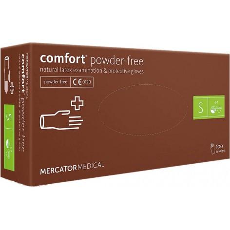 Rękawiczki lateksowe BP - Comfort w cenie 45,36zł marka Mercator Medical