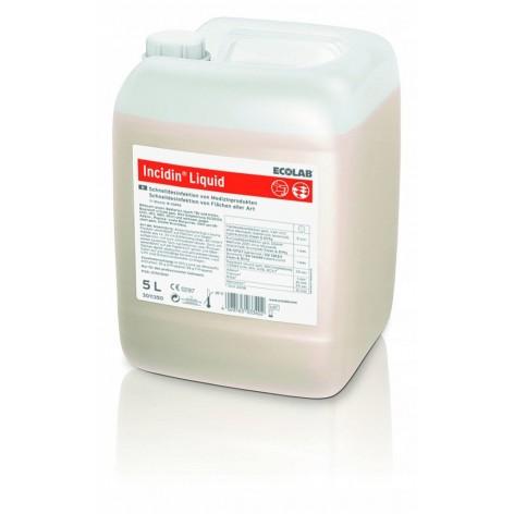 Płyn dezynfekujący Incidin Liquid 650 ml lub 5L