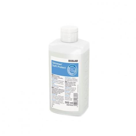 Skinman Soft Protect 500 ml w cenie 28,68zł marka ECOLAB