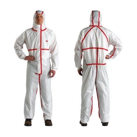 Kombinezon przeciwwirusowy ochronny biały 3M 4565 w cenie 53,80zł marka 3M
