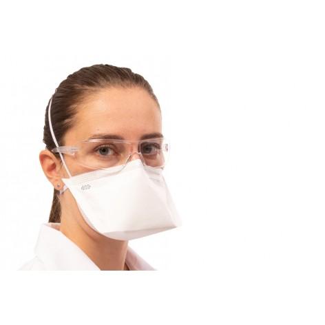 Maska ochronna antywirusowa FFP2 jak N95 w cenie 7,50zł marka BTL POLSKA