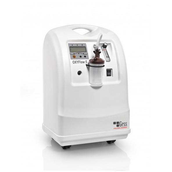 Koncentrator tlenu OXYFlow GESS 5l w cenie 2,700.00 sklep medyczny store | wysyłka dziś