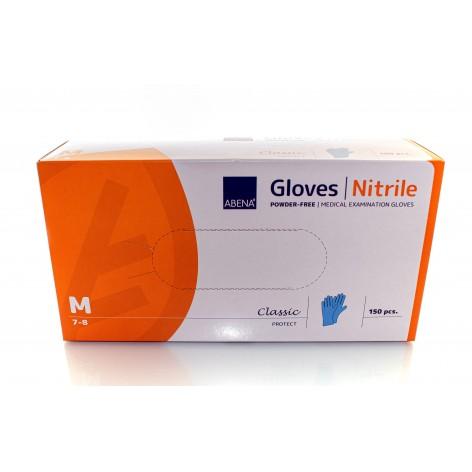 Rękawice nitrylowe jednorazowe w cenie 57,46zł marka ABENA