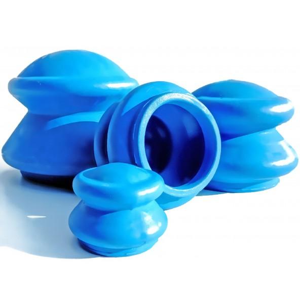 Bańki chińskie gumowe do masażu antycellulitowe 4 sztuki w cenie 37,00zł sklep medyczny store | wysyłka dziś