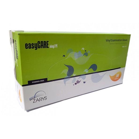 Rękawiczki jednorazowe winylowe EasyCARE w cenie 27,00zł sklep medyczny store | wysyłka dziś