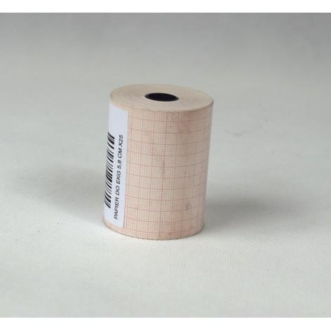 Papier do EKG ASCARD 33, B5 w cenie 2,59zł, marka  w kategori POZOSTAŁY SPRZĘT JEDNORAZOWY. Hurtownia medyczna www.medyczny ...