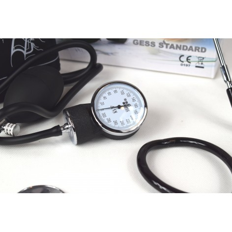 Manometr do ciśnieniomierza zegarowego w cenie 13,89zł, marka GESS - POLSKA MARKA w kategori AKCESORIA DO CIŚNIENIOMIERZY. H...