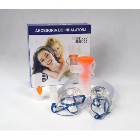 Akcesoria do inhalatora - Zestaw OPTI w cenie 27,78zł, marka GESS - POLSKA MARKA w kategori AKCESORIA DO INHALATORÓW. Hurtow...