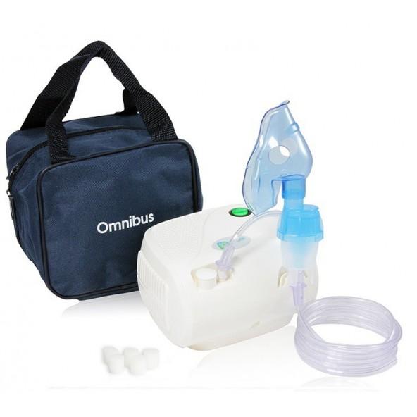 Inhalator tłokowy BR116 OMNIBUS w cenie 96,72zł marka OMNIBUS