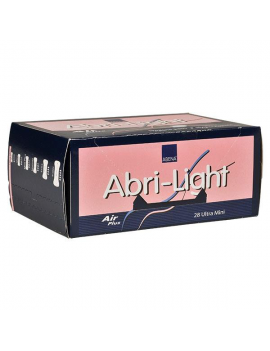 ABRI LIGHT - wkładki urologiczne - CAŁE OPAKOWANIE w cenie 7,00zł, marka ABENA w kategori NIETRZYMANIE MOCZU