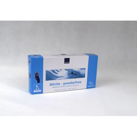 Rękawice nitrylowe niebieskie A'200 w cenie 52,08zł marka ABENA