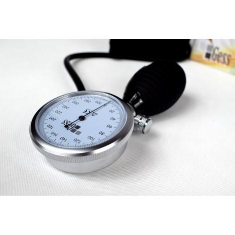 ciśnieniomierz zegarowy GESS DELUX w cenie 51,00zł marka GESS - POLSKA MARKA