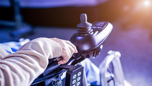 Dopłaty do wózka inwalidzkiego elektrycznego